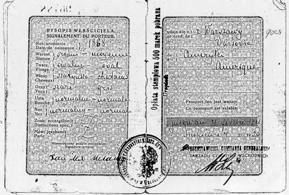 how to get a polish passport